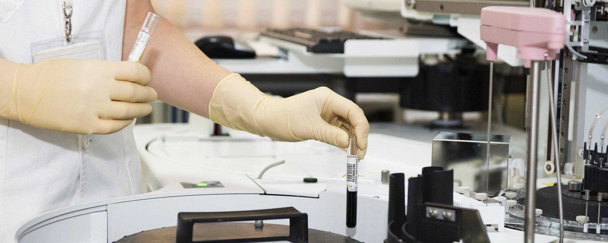 Лабораторне обладнання <span>Siemens Healthineers</span>