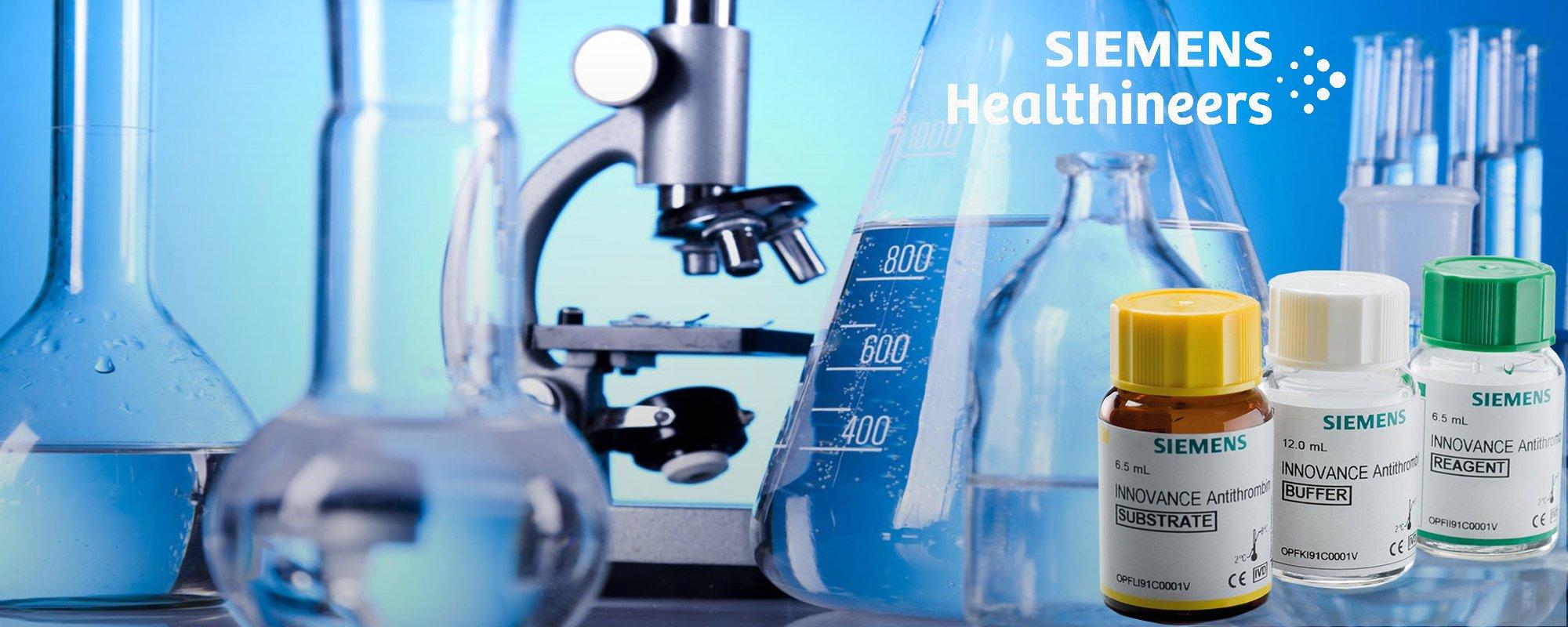 Реагенти <span>Siemens Healthineers</span>
